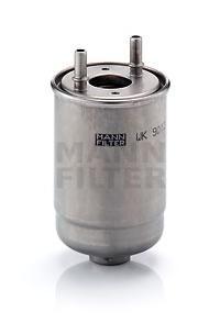 WK9012X Фильтр топливный RENAULT FLUENCE/MEGANE/SCENIC 1.5D-2.0D 08-