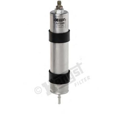 H272WK Фильтр топливный BMW: 5 95-03, Z8 00-03