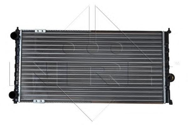 54687 Радиатор VAG Polo 1,6 95-01