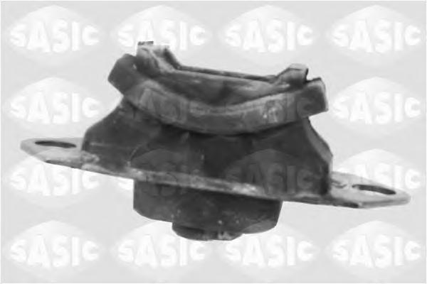 4001334 Опора КПП RENAULT LOGAN/MEGANE 1.4-1.6i левая c конд.