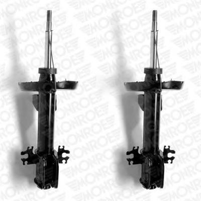 E4507 Амортизатор OPEL OMEGA B 94- пер.газ.(к-т 2шт.л/пр.цена за 1шт.)