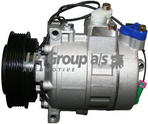 1127100500 Компрессор кондиционера / AUDI A4, A6, A8. Skoda Superb, VW Passat 2.4-4.2 94~