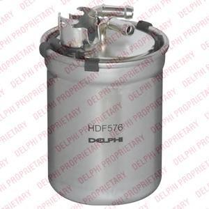 HDF576 Фильтр топливный VAG