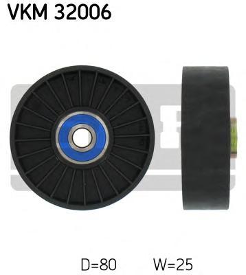 VKM32006 Деталь VKM32006_pолик обводной! AR 147