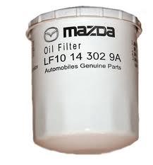 LF10143029A Фильтр масляный Мазда 6 1.8-2.0л