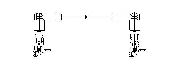 11447 Провод зажигания