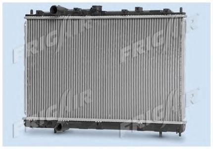 01163230 Радиатор, охлаждение двигателя