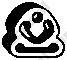 255133 Кронштейн глушителя NISSAN ALMERA / X-TRAIL 1.5-2.5 00-