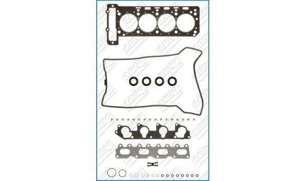 52110200 Комплект прокладок двигателя верх. MERCEDES M111 Kompressor 94-00