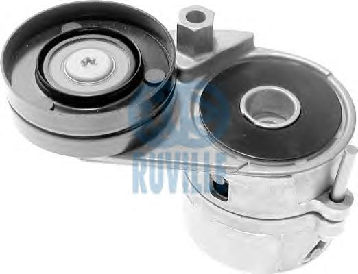 55717 Натяжитель ремня приводного AUDI A4/A6/A8/VW PASSAT 2.4-2.8