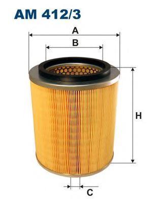 am4123 Воздушный фильтр
