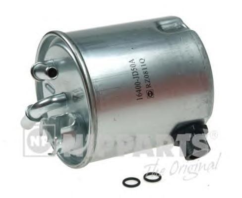 J1331044 Фильтр топливный NISSAN QASHQAI/X-TRAIL 2.0DCI