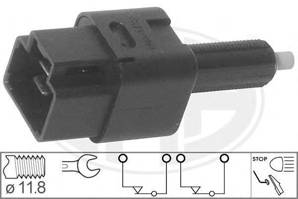 330719 Выключатель стоп-сигнала INFINITI/NISSAN/RENAULT