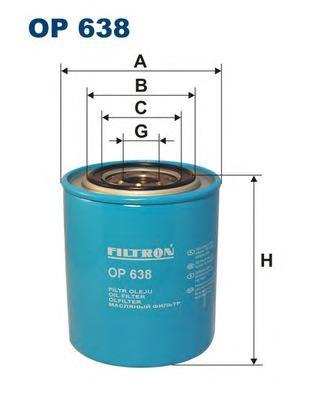 op638 Масляный фильтр