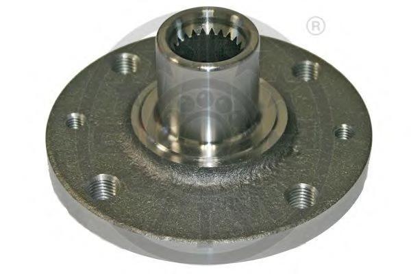 04P349 Ступица колеса NISSAN MICRA K12 03- пер.