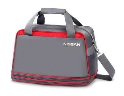 999C161BXX Сумка дорожная раскладывающаяся с логотипом Nissan