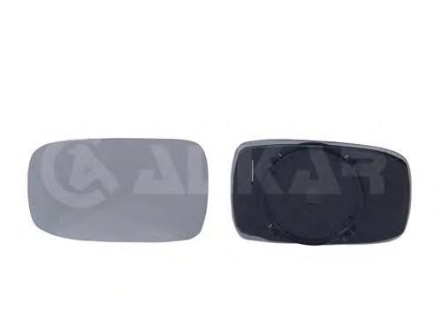 6401409 Стекло зеркала левое / FORD Mondeo-I/II 93~
