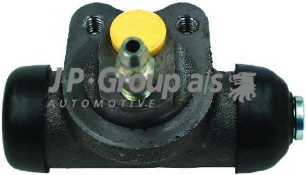 1261300400 Цилиндр тормозной задний / 17,46mm / OPEL Kadett D,E, Ascona C, Corsa A