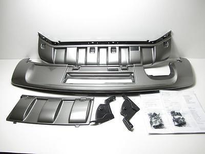 5N0071616AGN6 Защита переднего и заднего бампера (Tiguan)