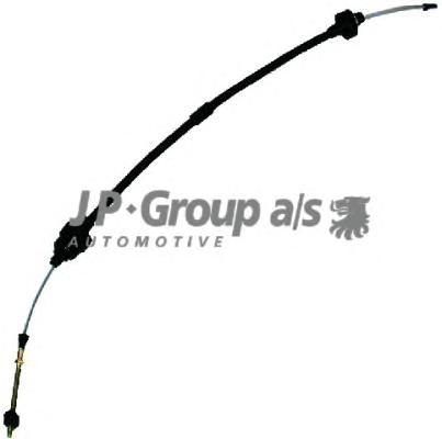 1270201200 Трос сцепления / OPEL Astra-F 1,4-1,8/1.7 DIS 8V 94-98