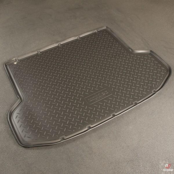 nplp3114 Коврик багажника черный, полиуретан