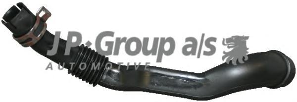 1111152400 Патрубок системы вентиляции VAG