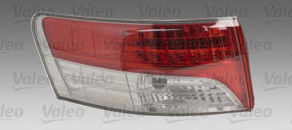 043956 Фонарь задний лев (LED) TOYOTA: AVENSIS СЕДАН (T27) 1.6/1.8/2.0/2.0 D-4D/2.2 D-4D 09-
