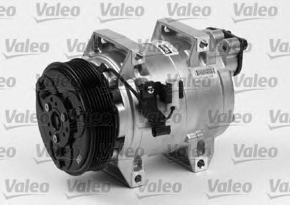699264 Компрессор кондиционера VOLVO S60/S80/XC90/XC70