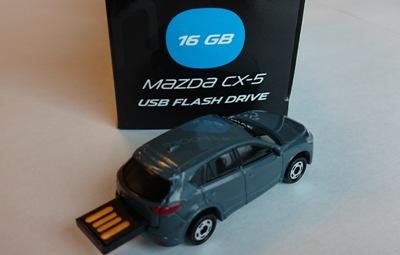 830077728 Флешка USB на 16 Гб Mazda СХ5