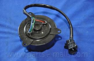 pxnia020 Мотор вентилятора охл. ДВС HY SONATA(EF) 98-