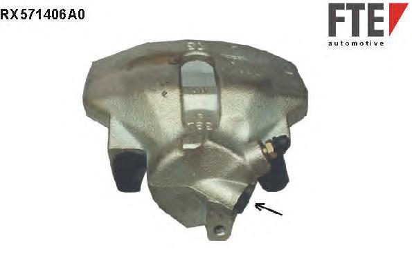 RX571406A0 Тормозной суппорт Fr R VAG A6, 100 (4A, C4) восст.