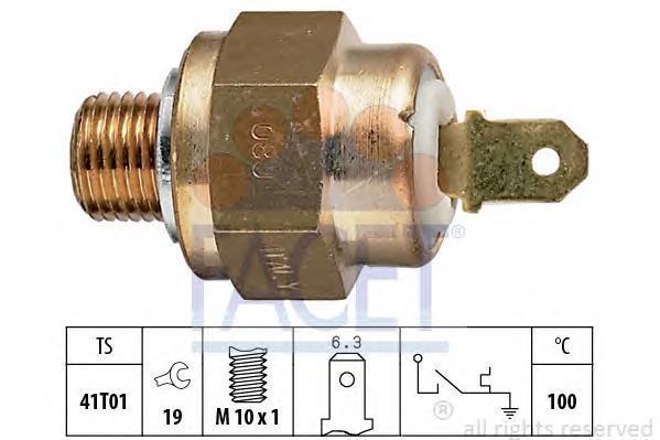 74132 Датчик температуры охлаждающей жидкости SEAT: CORDOBA (6K2/C2) 1.0 i/1.4 i/1.4 i 16V/1.6 i/1.8 i/1.8 i 16V/2.0 i/2.0 i 16V