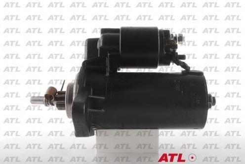 A12600 Стартер 0,8kw-12v / VW Caddy I 1.6 1/83~7/92, Jetta II 1.6 3/86~10/91, SEAT Toledo I 1.6 5/91~3/99
