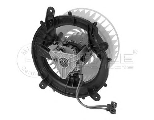 0142360025 Моторчик печки MERCEDES W220