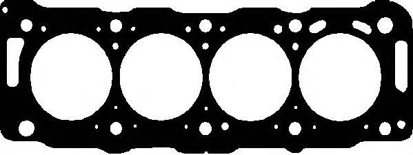 075820 Прокладка ГБЦ Citroen C5, Peugeot 607 2.0HDI (DW10TD) 98