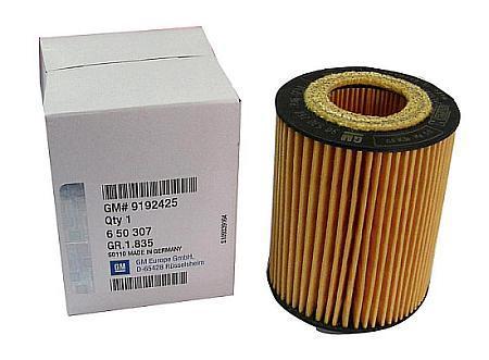 9192425 Фильтр масл. 1.0-1.4 (картридж)