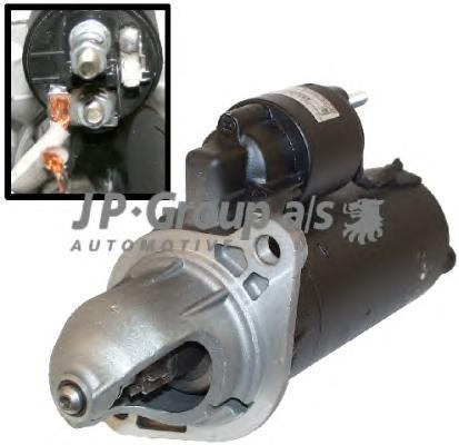 1190302300 Стартер 1.7kwt - 12V / VW Transporter 80~91