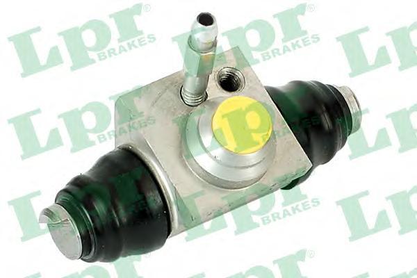4326 Цилиндр торм.раб.AUDI 100/80/VW CADDY/G2/G3/G4/PASSAT/POLO 76-02