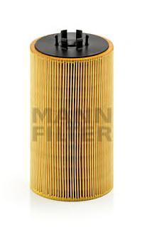 HU13125X Фильтр масляный MAN