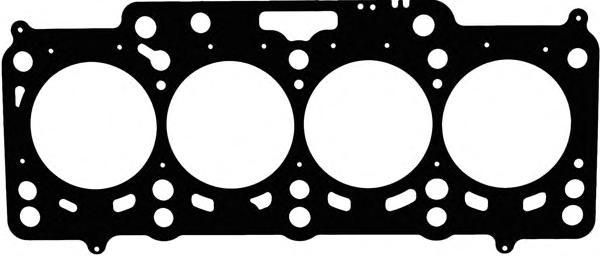 613760010 Прокладка ГБЦ Audi VW 2.0TDi 16V CFFA/CJCA 1.63mm 03-