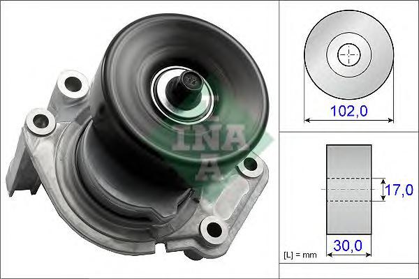 534035010 Натяжитель ремня приводного LEXUS GS/LS/SC/LC 100/200 4.0/4.3/4.7