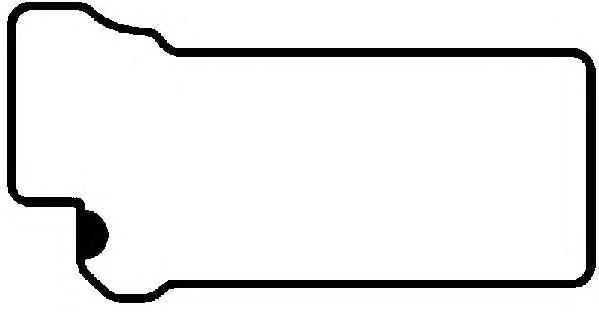 11060200 Прокладка крышки ГБЦ