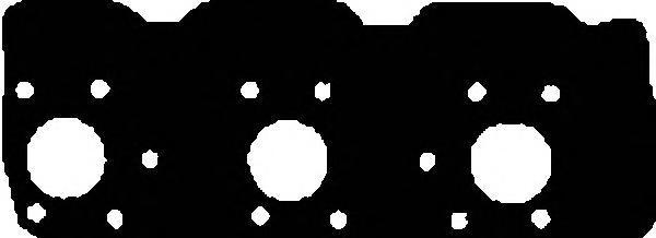 715269200 Прокладка, выпускной коллектор