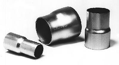 264753 Труба соединительная L=80мм D=54/50мм