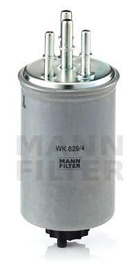 WK8294 Фильтр топливный RANGE ROVER 2.7 TD 04-