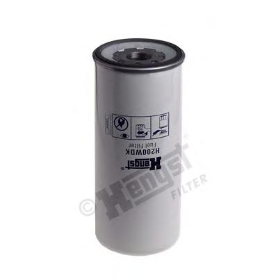 H200WDK Фильтр топливный OPTARE: OLYMPUS 06- RENAULT TRUCKS: Kerax 97 -, Magnum 90-92, Premium 2 05- VOLVO: 7700 06 -, 8500 99 -