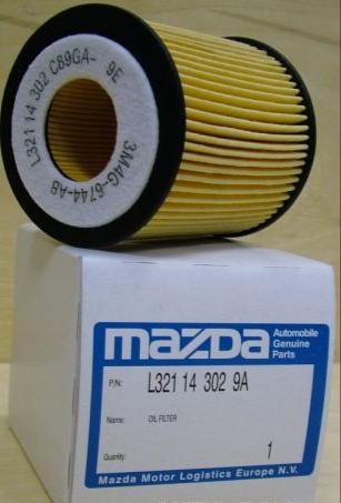 L321143029A Фильтр масляный  Мазда 3/6/CX-7 элемент 2 3л./2.5 л.AD