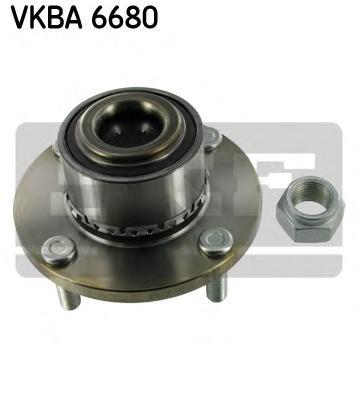 VKBA6680 Ступица с подшипником MITSUBISHI COLT VI/SMART FORFOUR 04- пер.