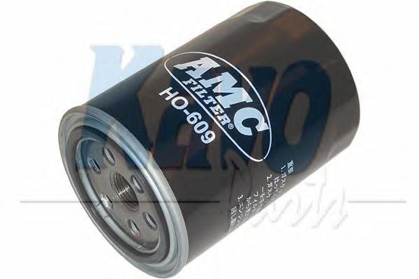 HO609 Фильтр масляный HYUNDAI ACCENT 1.3/1.5/TUCSON/SANTA FE 2.0 CRDI