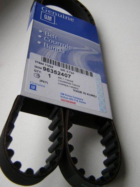 96352407 Ремень ГРМ ( Ланос 1 3/1 5 8кл.)